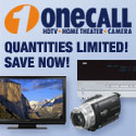 OneCall: Your Home Theater, Digital Camera, and HDTV Experts