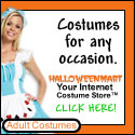 Halloween Costume Shopping Online