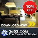 3d02.com - Finest 3d Models