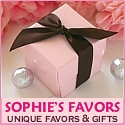 Sophie's Favors - Unique Favors and Gifts