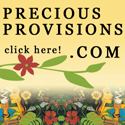 Precious Provisions - Gourmet Coffees and Teas