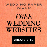 Get a Free Wedding Website at Wedding Paper Divas