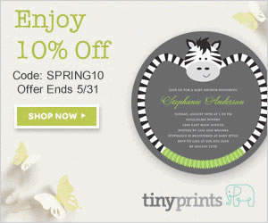Tiny Prints Holiday Sitewide Sale