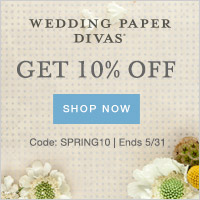 Wedding Paper Divas Sitewide Sale