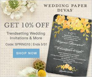 Wedding Paper Divas Sitewide Sale