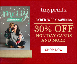 Tiny Prints Cyber Monday Sale