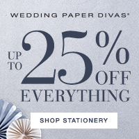 Wedding Paper Divas - 40% off Ceremony & Reception Essentials