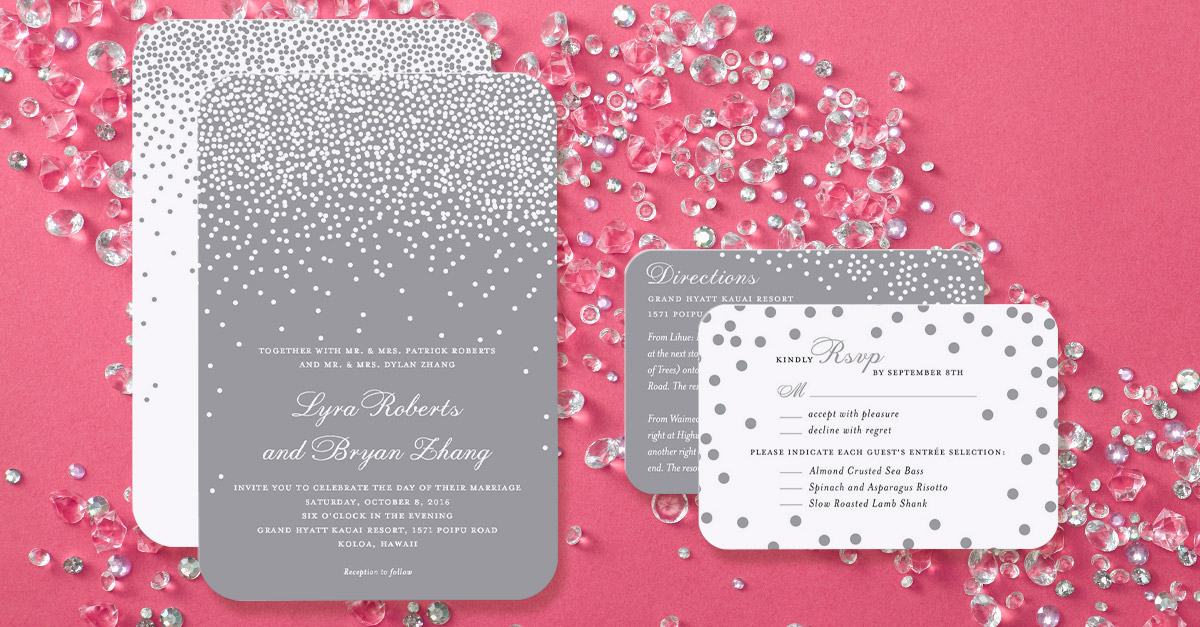 Wedding Paper Divas - Wedding Invitations