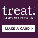Personalized Greeting Cards by Treat