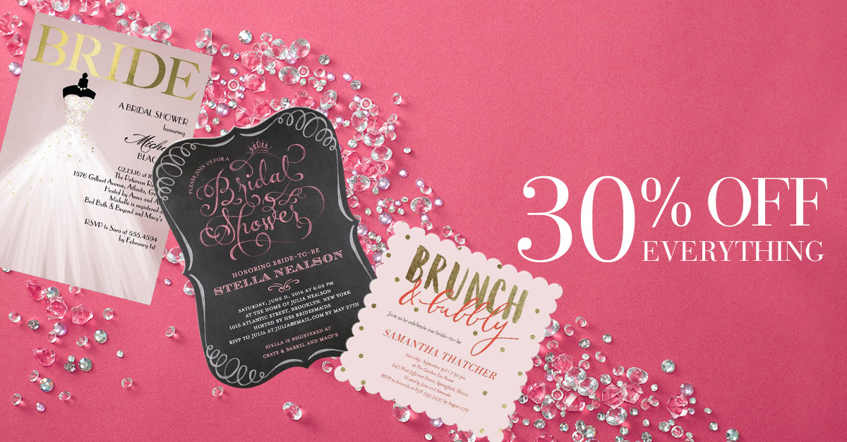 Coupon for wedding