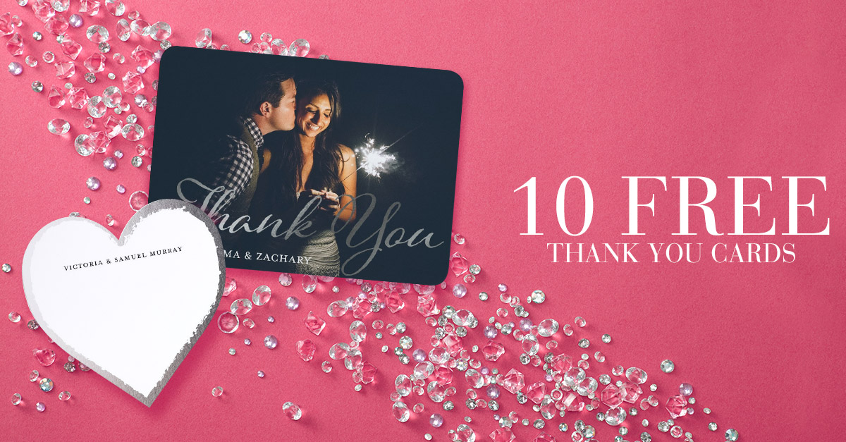 Wedding Paper Divas - Thank You Cards