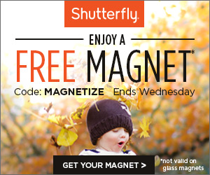 FREE Photo Magnet
