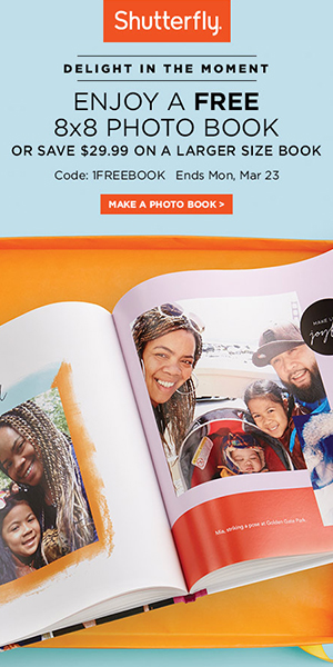 Shutterfly Black Friday 300x600