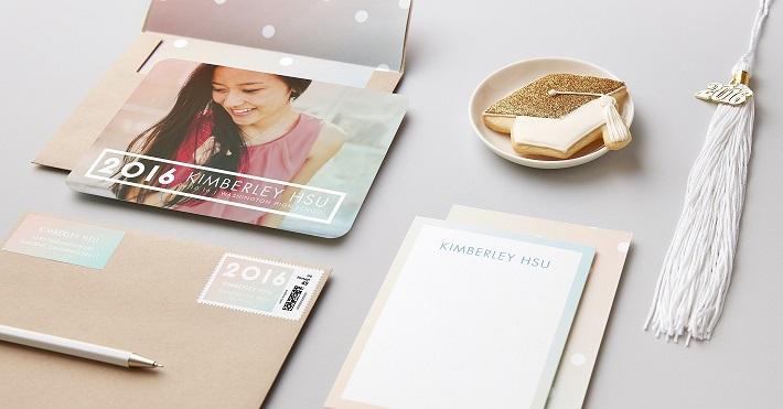 Tiny Prints – Graduation Annoucements