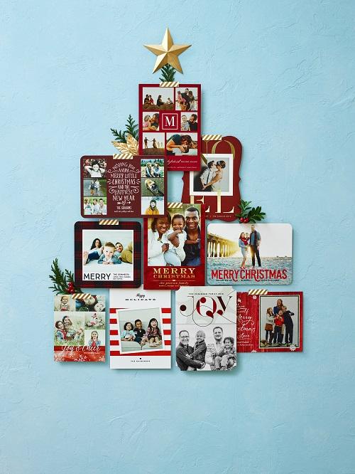 Tinyprints Christmas Cards 2016
