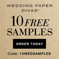 Wedding Paper Divas Free Samples Coupon