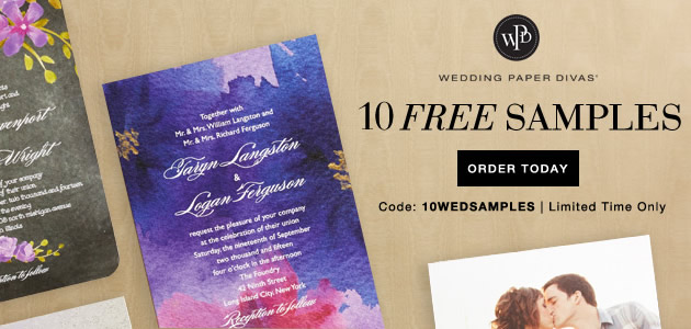 FREE Stationery Samples from W...