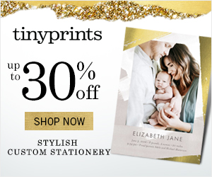 Tiny Prints - Sitewide Sale