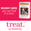 Treat Holiday Greeting Cards