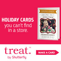 Treat Mother's day greeting cards