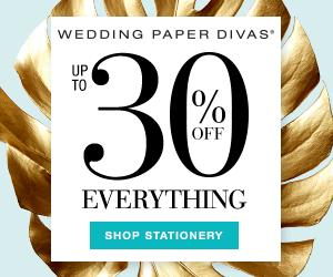 WEDDING PAPER DIVAS