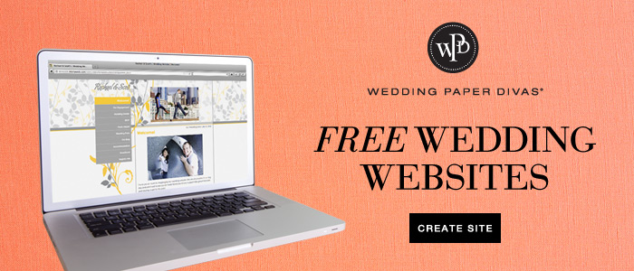 FREE Wedding Website...