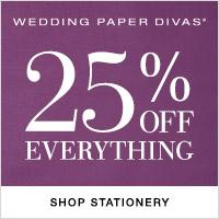 Wedding Paper Divas - Sitewide Sale