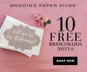 Wedding Paper Divas Wedding Day Needs - Programs, Menus, and more