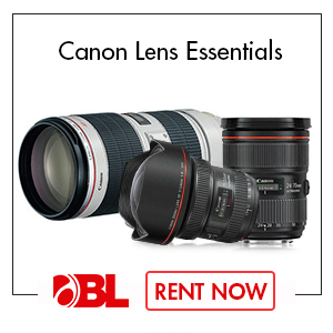 Rent Canon Lens Essentials