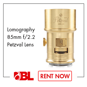Lomography 85mm f2.2 Petzval Lens for Canon
