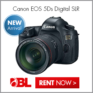 New Canon EOS 5Ds Digital SLR