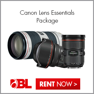 Canon Lens Essentials Package