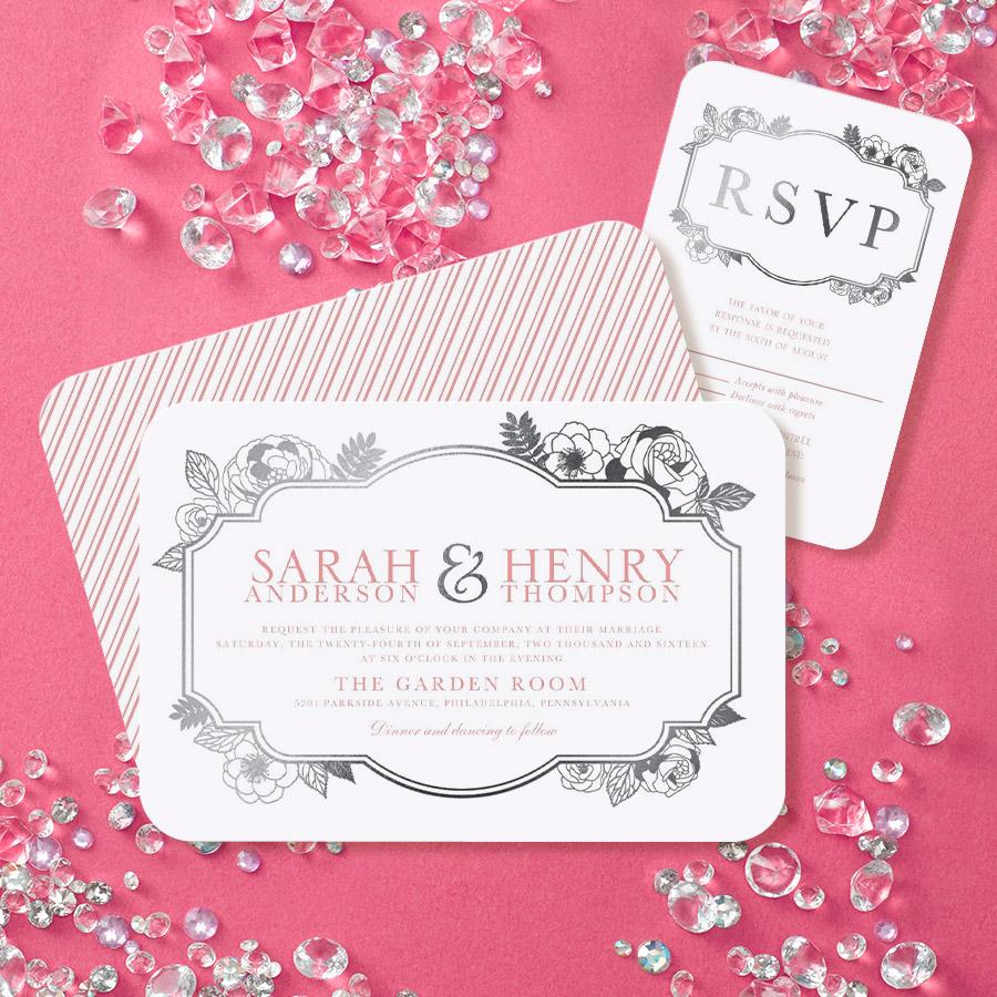 Wedding Diva Invitations: Up To 25% Off Wedding Paper Divas