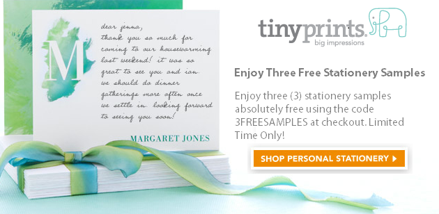 Tiny Prints Three Free Samples