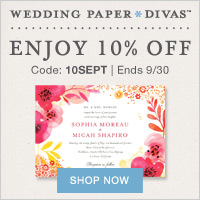 Wedding Paper Divas Sale
