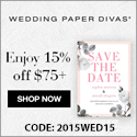 Wedding Paper Divas 30% Off Sitewide Cyber Week 200x200