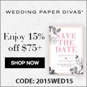 Wedding Paper Divas 30% Off Sitewide Cyber Week 200x200
