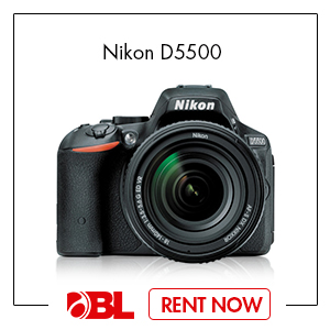 Nikon D5500 Digital SLR Camera
