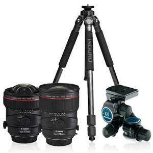 Canon Architecture Essentials Package