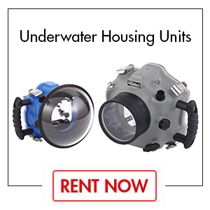 New Underwater Housing Units