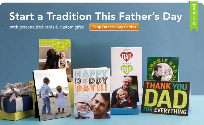 Father's Day Cards from Treat