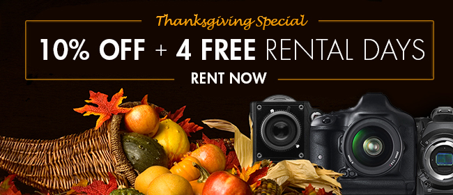 Halloween Special - 3 Free Rental Days