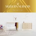 Begin life in style at modernnursery.com