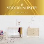 Begin life in style at modernnursery.com