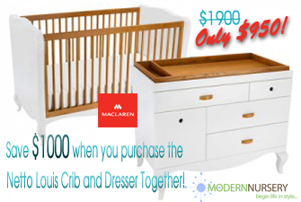 Netto Louis Nursery Collection Sale