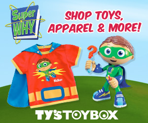 Shop Super Why at Ty's Toy Box!