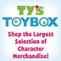 Disney Cars at TY'S TOYBOX