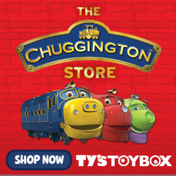 new! The Chuggington Store on Ty's Toy Box!