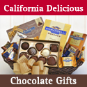 California Delicious-Chocolate Gift Baskets