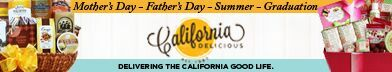 California Delicious Gifts for Dads and Grads
